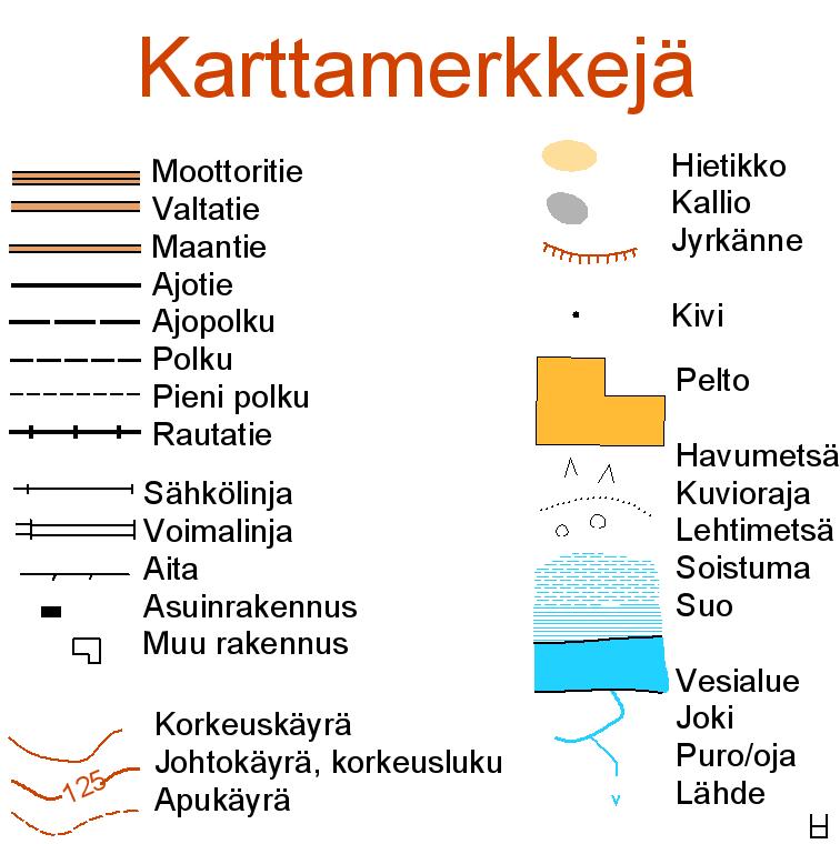 Karttamerkki